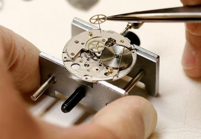 959cccfd3147 Qué es un reloj Mecánico